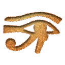 Eye of Horus Inserted Icon