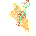 Horse and Rider Icon