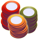 Stacks of Chips Icon