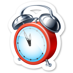Alarm Clock Vector Icons Free Download In Svg Png Format