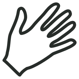 Hand Vector Icons Free Download In Svg Png Format
