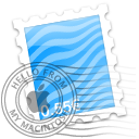 Blue Waves Icon