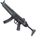MP5 gun Icon