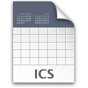 ics Graphite Icon