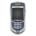 Blackberry 7100t Icon