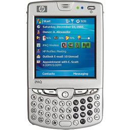 HP iPaq hw 6945 Icon
