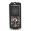 Motorola SLVR Black Icon