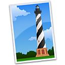 Cape Hatteras Icon