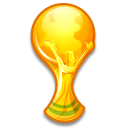 Comic trophy Icon