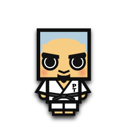 Judo Man Vector Icons Free Download In Svg Png Format
