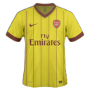 Arsenal Away Icon
