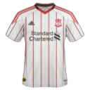 Liverpool Away Icon