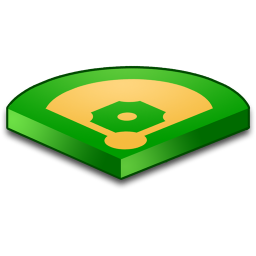 Baseball Field Vector Icons Free Download In Svg Png Format