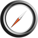 TRANSPARENT SAFARI icon free download as PNG and ICO ...