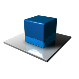 Cube icon free download as PNG and ICO formats, VeryIcon.com