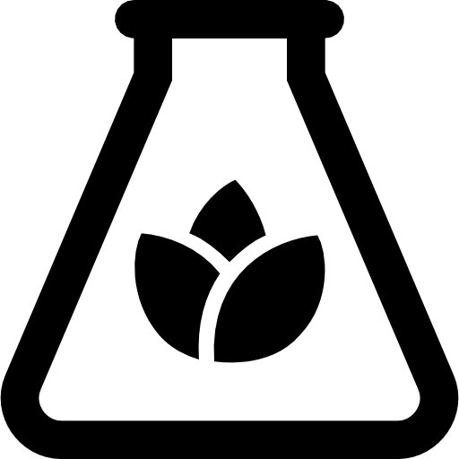 Industry biomass Icon