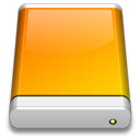 External Drive Classic Icon