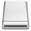Removable Drive Classic Icon