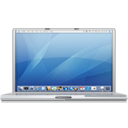 Hardware PowerBook G4 17 inch Icon