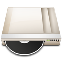 Disc Drive Icon