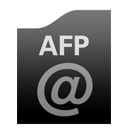 Black AFP Icon
