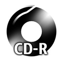 Black CDR Icon