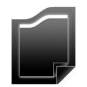 Black Documents Icon