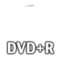 Clear dvdplusr Icon