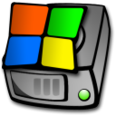 harddrive windows Icon