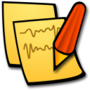 stickies write Icon