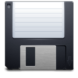 Save File Icon
