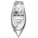 App battleship boat Icon