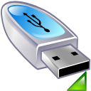 Device usb drive mount Icon