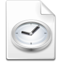 Mimetype file temporary Icon