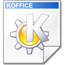 Mimetype koffice Icon