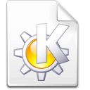 Mimetype mime koffice Icon