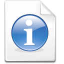 Mimetype readme Icon