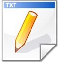 Mimetype text 2 Icon