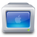 My computer apple Icon