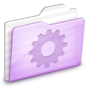 Ekisho Deep Ocean Smart Folder Icon