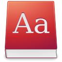 Apps dictionary Icon