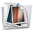 Folders Pictures Icon