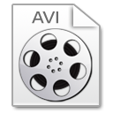 Mimetypes avi Icon