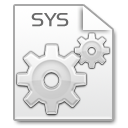 Mimetypes sys Icon