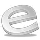 Applications Internet Explorer Alt Icon