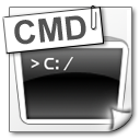 File Types cmd Icon