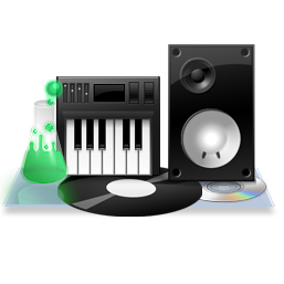Audio Dock Icon