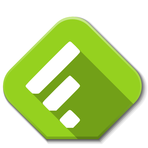 Apps feedly B Icon