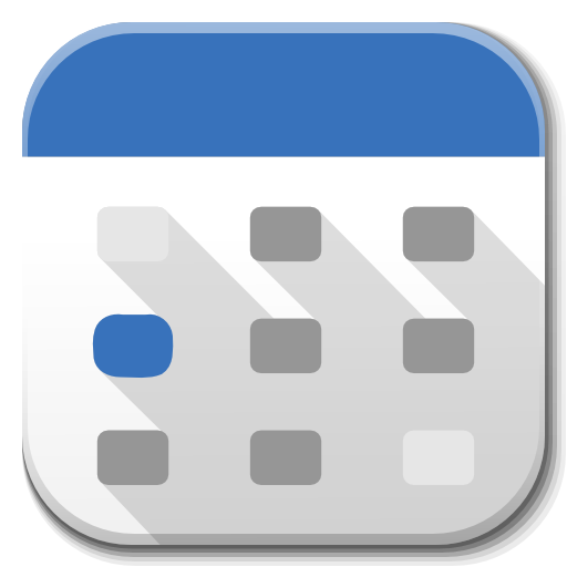 Apps google calendar A Icon