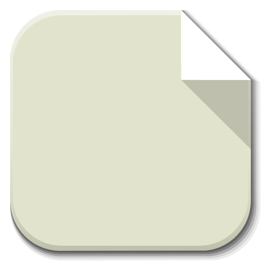 Apps icon template file B Icon